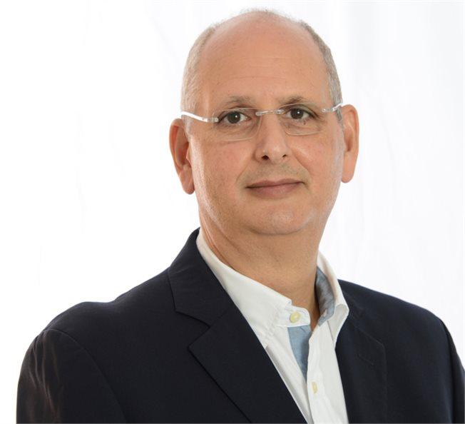 תמונה של דרור ריזנברג, סמנכל שיווק, חדשנות ופיתוח עסקי