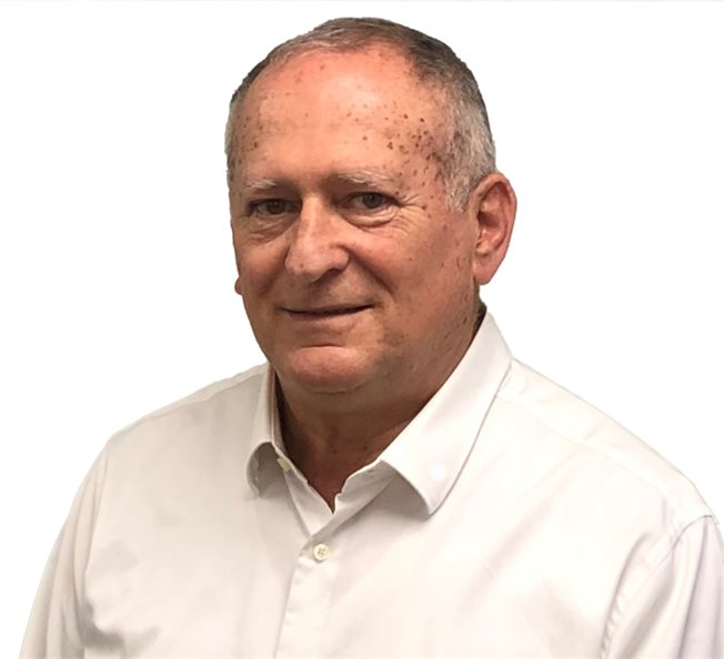 תמונה של משה לבקוביץ, מהנדס ראשי