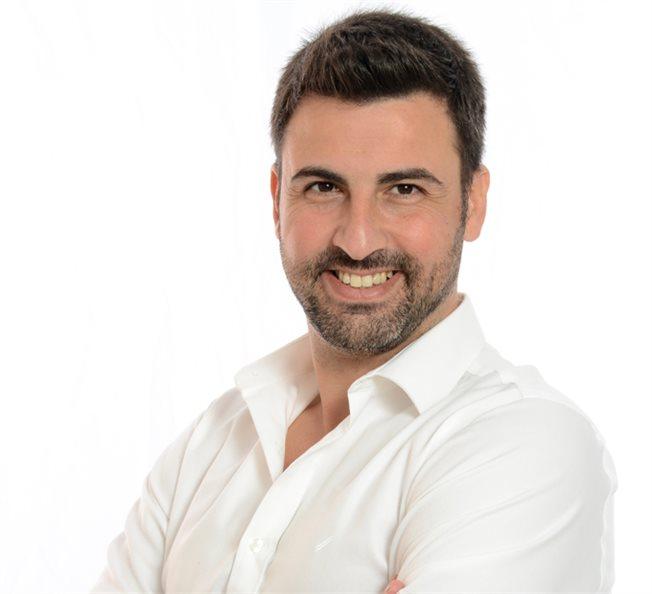 תמונה של יניב פריאנטה, סמנכל סחר שוק מקצועי